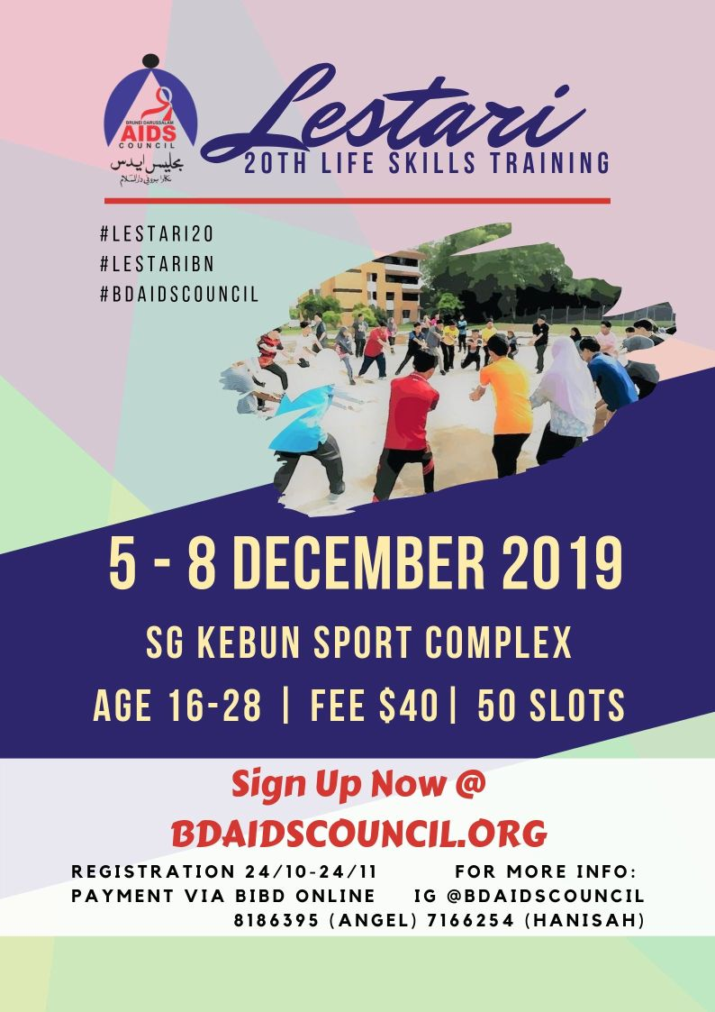 19th Life Skills Training (LESTARI)